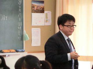 越智先生研究授業⑦